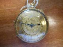 Gold Pocket watch SOLD for £490