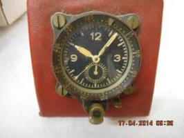 Aviation Clock SOLD For £200