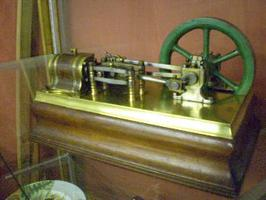 Model Steam Engine SOLD For £200